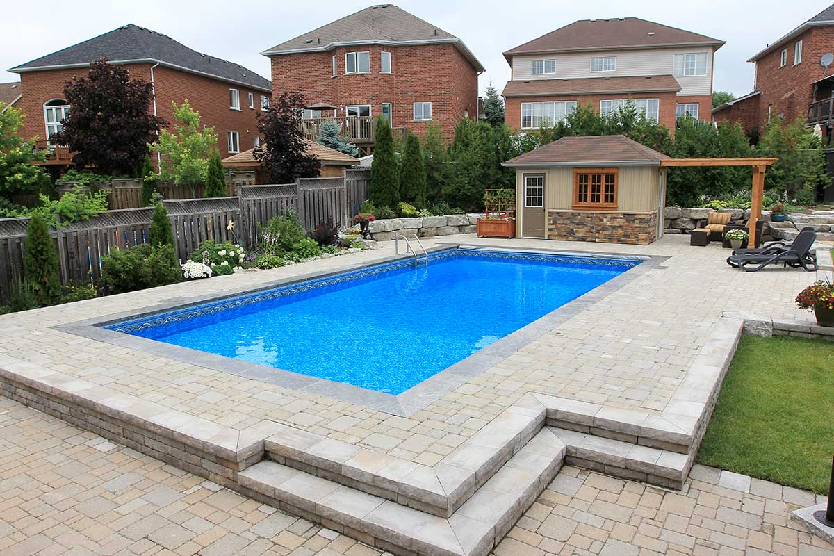 Swimming Pool Companies : Swimming pool contractors share tips for buying a