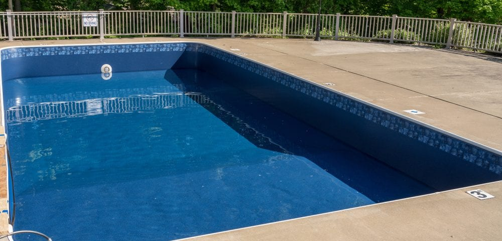 When to know when you need to replace your vinyl pool liner